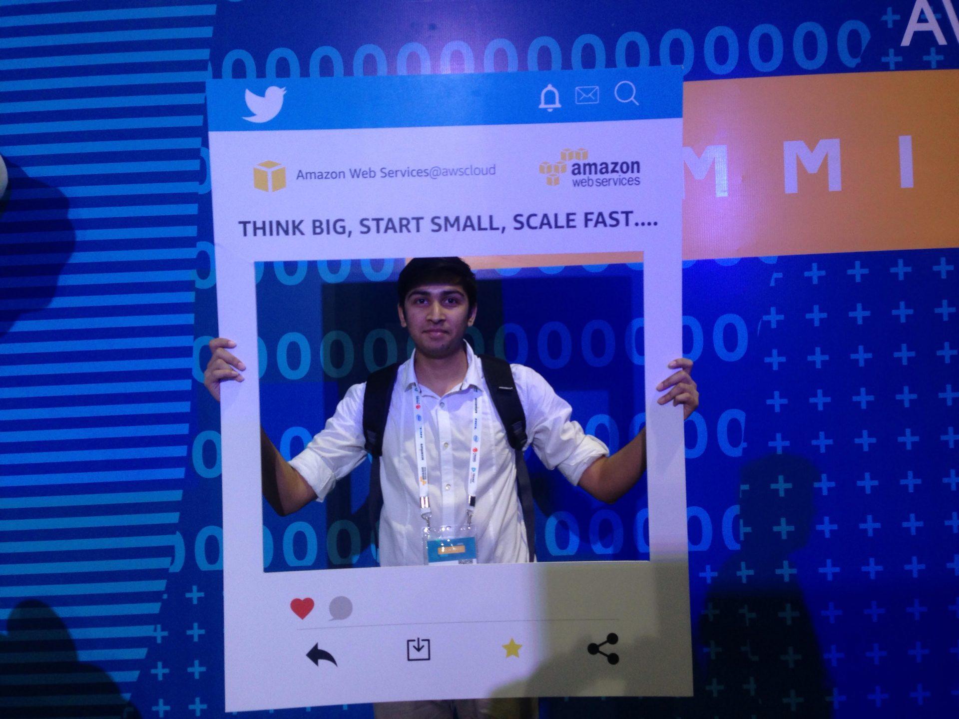 AWS Blog by Ashutosh